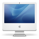 g, Imac, Isight Icon