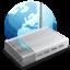 Device, Internet, Vista Icon