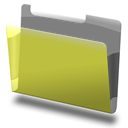 Labeled, Yellow Icon