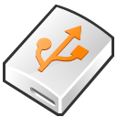 Hdd, Usb Icon