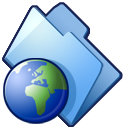 Folder, Websites Icon