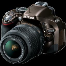 Bronze, Camera, d, Nikon, Reflex Icon