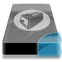 , Cb, Drive, Toaster Icon