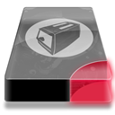 , Br, Drive, Toaster Icon