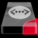 , Br, Drive, Lan, Network Icon