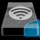 , Cb, Drive, Network, Wlan Icon
