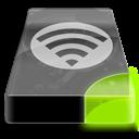 , Drive, Network, Sg, Wlan Icon