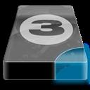 , Bay, Cb, Drive Icon
