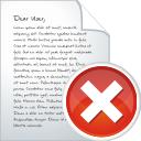 Blog, Delete, Post Icon
