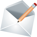 Edit, Mail Icon