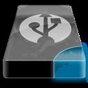 , Cb, Drive, External, Usb Icon