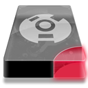 , Br, Drive, External, Firewire Icon