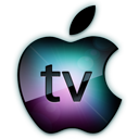Apple, Icon, Logo, Tv Icon