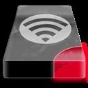 , Br, Drive, Network, Wlan Icon
