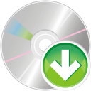Cd, Down Icon