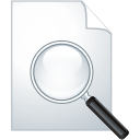 Page, Search Icon
