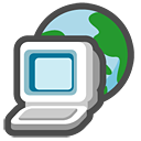 My, Network, Places Icon