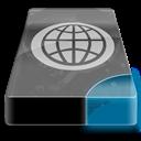 , Cb, Drive, Network, Webdav Icon