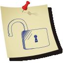 Padlock, Unlocked Icon