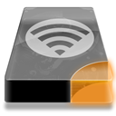 , Drive, Network, Uo, Wlan Icon