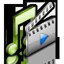 Audiovideo Icon