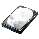 Clearcase, Dock, Hdd Icon