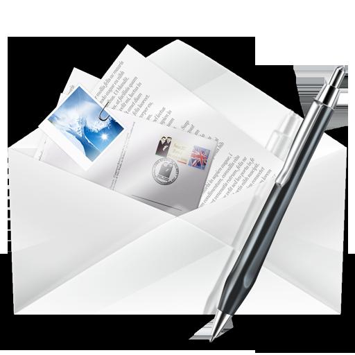 Envelope, Mail Icon
