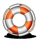Lifesaver, Rescue, Support Icon