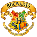 Crest, Gryffindor, Harry, Hogwarts, Hufflepuff, Potter, Ravenclaw, Slytherin Icon