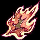 Burnable Icon