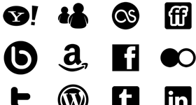 Helveticons Social Icons