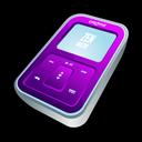 Creative, Micro, Purple, Zen Icon