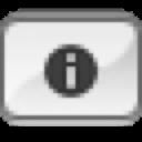 Finder, Get, Info, Toolbar Icon