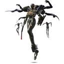 Mantis, Screaming Icon