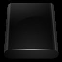 Black, Drive, Internal Icon