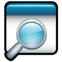 Magnifier, Windows Icon