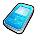 Blue, Creative, Micro, Zen Icon