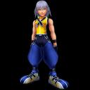 Hearts, Kingdom, Riku Icon