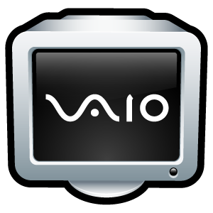 Central, Support, Vaio Icon