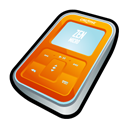 Creative, Micro, Orange, Zen Icon