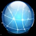 Globe, Idisk Icon