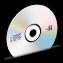 Cd, Disc, r Icon