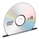 Disc, Dvd+r Icon