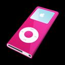 Ipod, Nano, Pink Icon