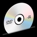 Disc, Dvd, r Icon