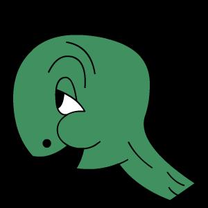 Cecil, No, Shell, Turtle Icon