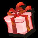 Gift, Xmas Icon