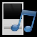 Music, Player, Portable Icon