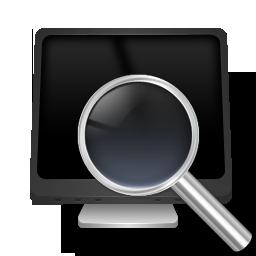 Computer, Search Icon