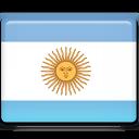 Argentina, Flag Icon